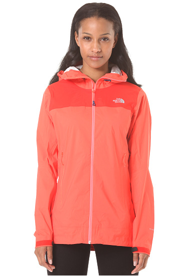 c0b2cac7a2 The north face Diad Summit Series THE NORTH FACE Diad - Functional Jacket  for Women - Red .