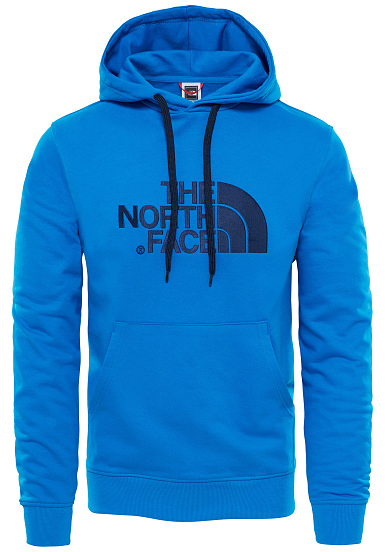 THE NORTH FACE Lt Drew Peak - Jersey de capucha para Hombres - Azul