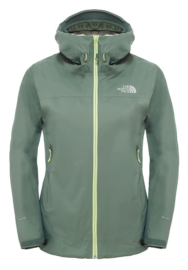 THE NORTH FACE Diad - Outdoor jas voor Dames - Groen