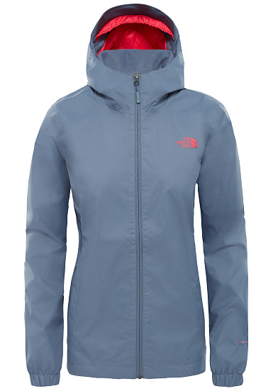 Para Chaqueta North Gris The Funcional Face Quest Mujeres w1BwqXP