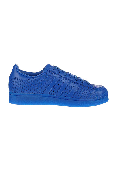 blauwe adidas superstar dames