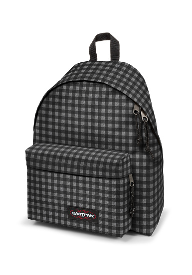 Eastpak padded pak 39 r sac dos noir planet sports for Eastpak carreaux