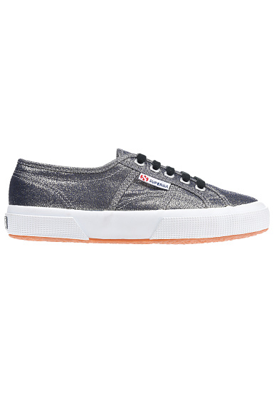SUPERGA 2750 Lamew - Zapatillas - Plateado