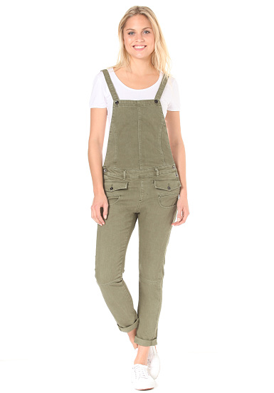 G Star Army Radar Slim Overall Inza Stretch Od Jumpsuit For Women