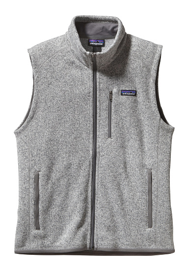 PATAGONIA Better Sweater - Chaleco para Hombres - Gris