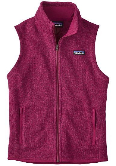 PATAGONIA Better Sweater  Chaleco para Mujeres  Rojo