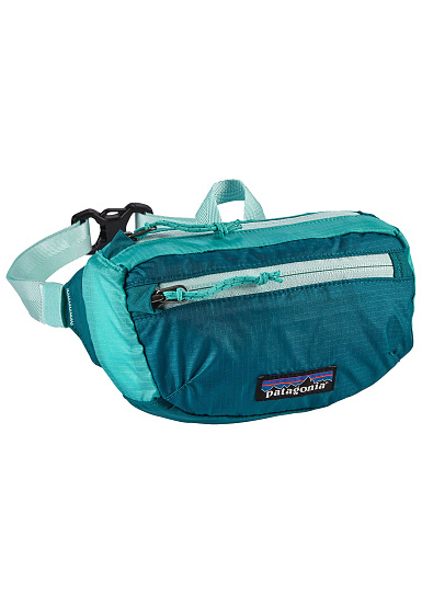 PATAGONIA LW Travel Mini - Riñonera - Azul