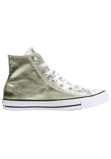 Converse Chuck Taylor All Star Hi - Sneakers for Women - Gold