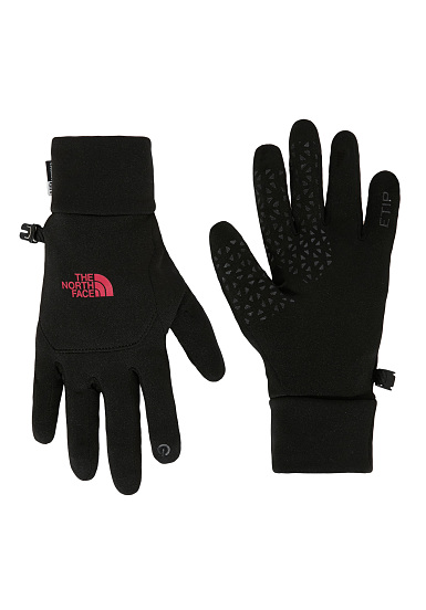 the north face etip gants pour femme noir planet sports. Black Bedroom Furniture Sets. Home Design Ideas