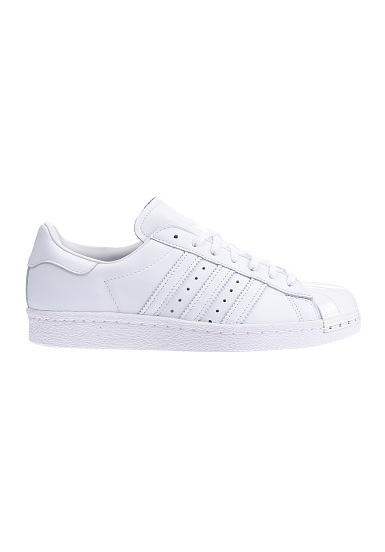 ADIDAS Superstar 80S Metal Toe - Baskets pour Femme - Blanc - Planet Sports 1473fee73fe6