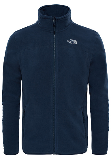 THE NORTH FACE 100 Glacier - Chaqueta funcional para Hombres - Azul