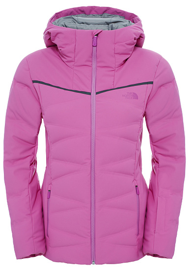THE NORTH FACE Charlanon Down - Chaqueta funcional para Mujeres - Violeta