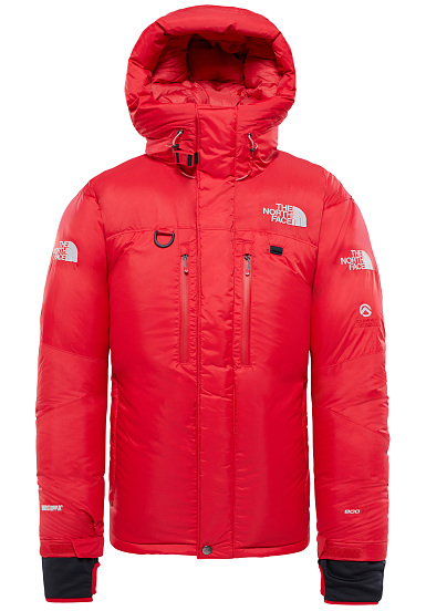 the north face himalayan manteau pour homme rouge planet sports. Black Bedroom Furniture Sets. Home Design Ideas