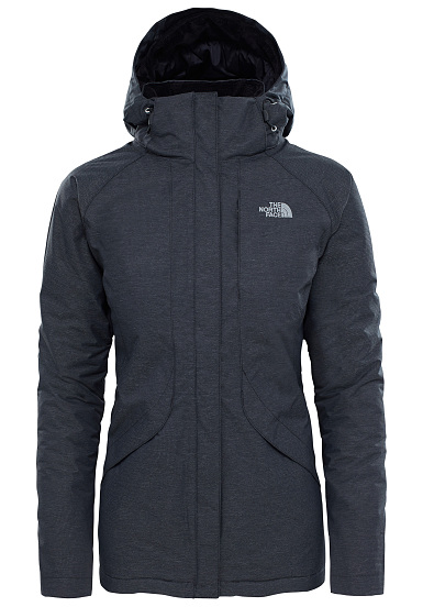 THE NORTH FACE Inlux Insulated - Chaqueta funcional para Mujeres - Negro