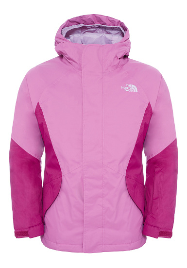 the north face niña