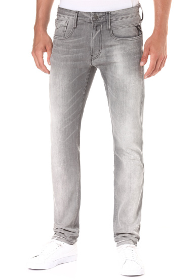 Replay anbass jean pour homme gris planet sports for Raumgestaltung jean grigo