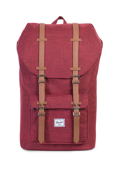 HERSCHEL SUPPLY CO Little America 25L - Mochila - Rojo