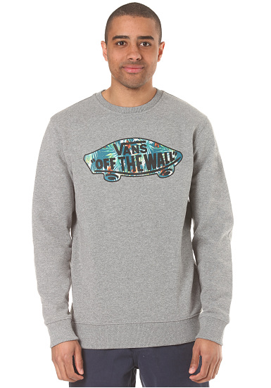 Vans OTW Crew - Sweatshirt for Men - Grey