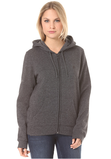 Element Local Chaqueta con capucha para Mujeres Gris