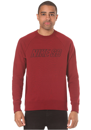 Sb Sweat Rouge Reveal Planet Crew Homme Nike Sports Pour Everett SdI1wqSxTH