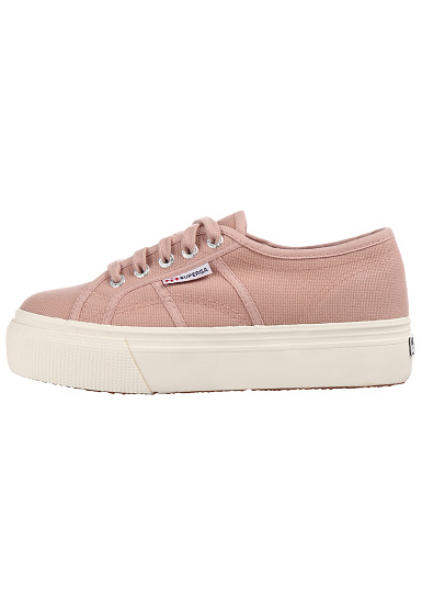 SUPERGA 2790 Acotw Linea Up And Down - Zapatillas para Mujeres - Rosa