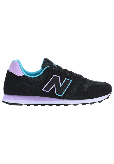 new balance dames 373 zwart