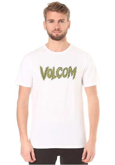Tetsunori Volcom Stein - Skjorte For Menn - Hvit footaction 02NwBkF0t