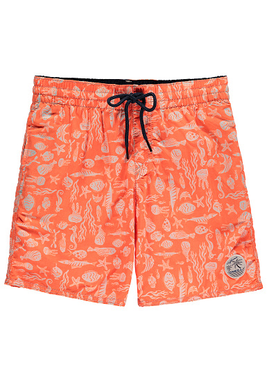 O'Neill Thirst For Surf Boardshorts für Jungs Rot