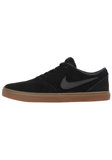 3d0356d756a4f NIKE SB Check Solar - Sneakers for Men - Black - Planet Sports