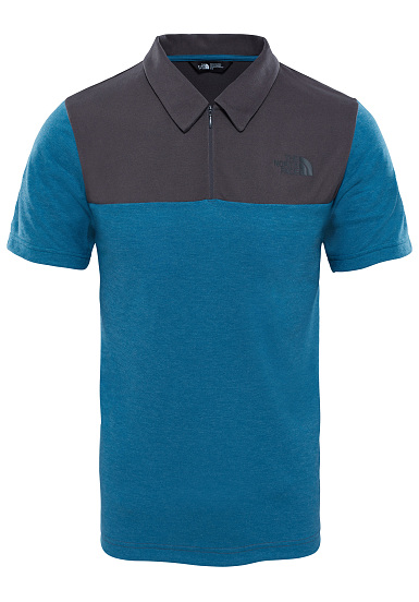 THE NORTH FACE Technical - Polo para Hombres - Azul