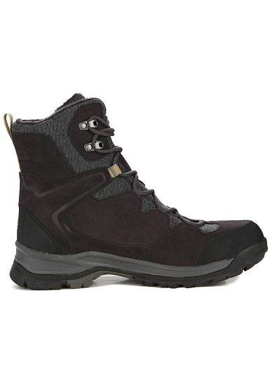 Wolfskin For Men Texapore Grey Bay Thunder Hiking Shoes Jack High CdoxBre