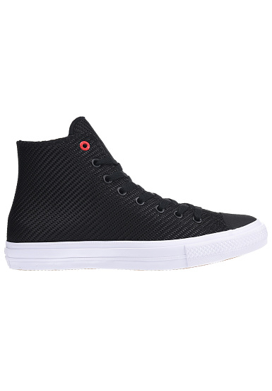 a778d9908a9cc6 Converse Chuck Taylor All Star II Hi - Sneakers for Men - Black ...