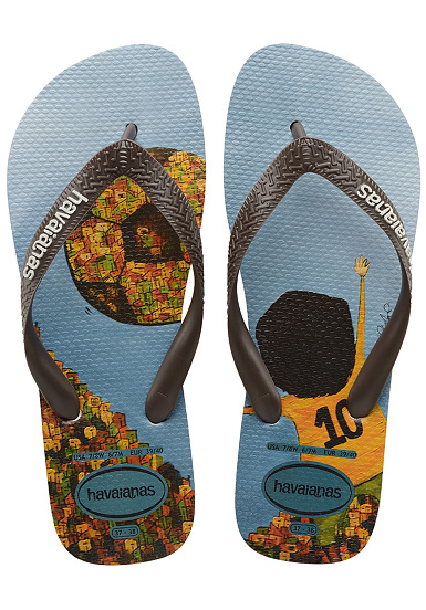 HAVAIANAS Retratos - Sandalias - Azul