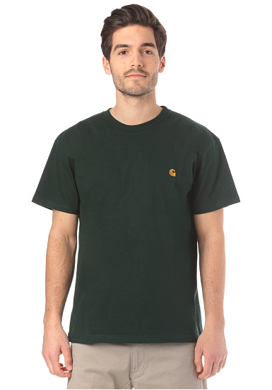 Carhartt WIP Chase - Camiseta para Hombres - Verde