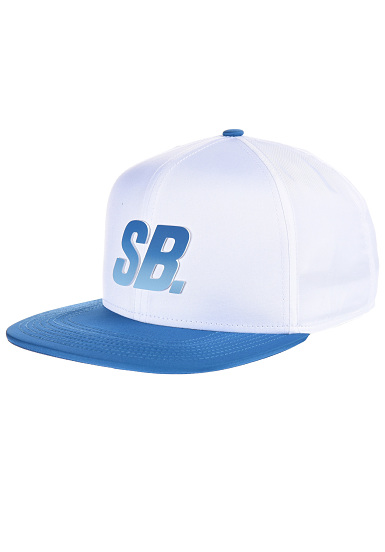 NIKE SB Fade Dri-Fit - Snapback Cap - White - Planet Sports 0bf8d6bcbe1