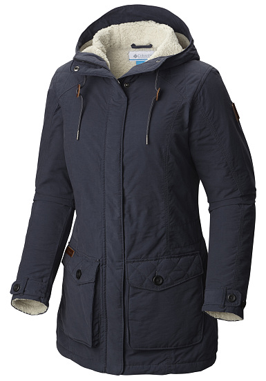 Columbia Prima Element - Chaqueta de outdoor para Mujeres - Azul