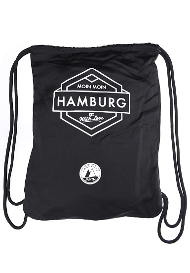 Lakeville Mountain Gym bag - Bolsa - Negro