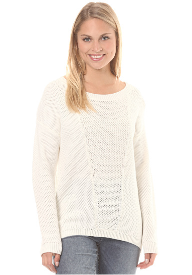 Roxy Deserve Good Things - Jersey para Mujeres - Blanco