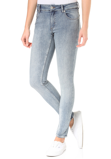 Cheap Monday Low Skin - Vaqueros para Mujeres - Azul
