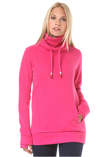 BENCH Her. Overhead Funnel  Sudadera para Mujeres  Rosa
