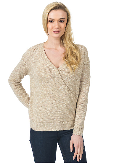 Rip Curl Entiako Jersey para Mujeres Beige