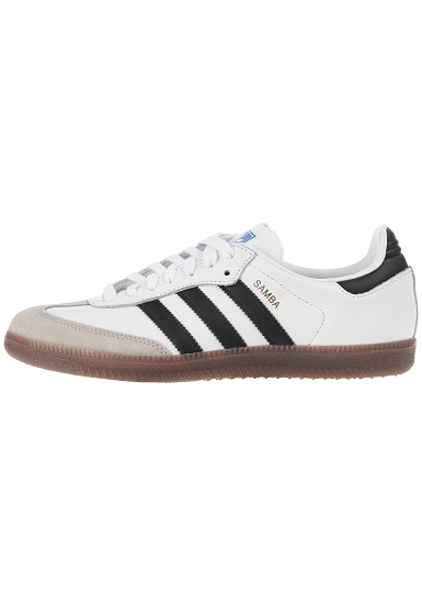 Og Zapatillas Originals Adidas Blanco Samba 8wPn0OXk