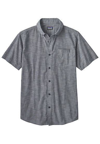 PATAGONIA LW Bluffside - Camisa para Hombres - Gris