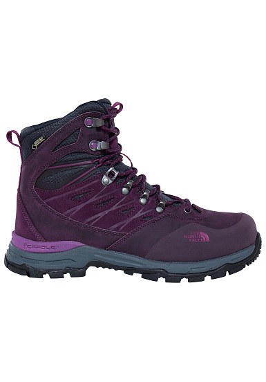 Hedgehog Gtx Chaussures North Face Femme Trek De Rouge Pour The Trekking nwO80mNv