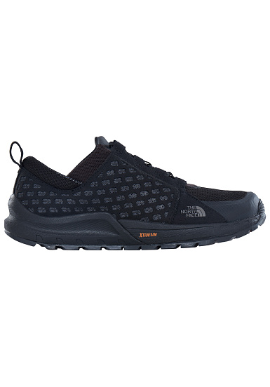 Chaussures The North Face Mountain noires homme fYflZ