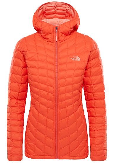 North Outdoor The Para De Thermoball Face Mujeres Rojo Chaqueta TqwFdSzrnw