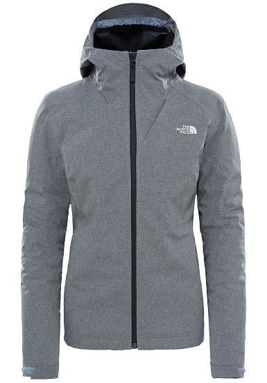 40f29a2bf4 THE NORTH FACE Thermoball Triclimate - Outdoor Jacket for Women - Grey -  Planet Sports