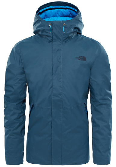 THE NORTH FACE Thermoball Insulated Shell - Chaqueta de outdoor para Hombres - Azul