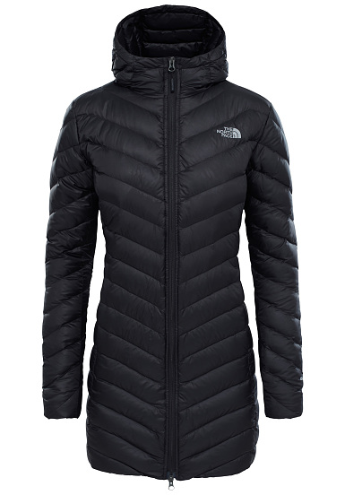 THE NORTH FACE Trevail Chaqueta de outdoor para Mujeres Negro