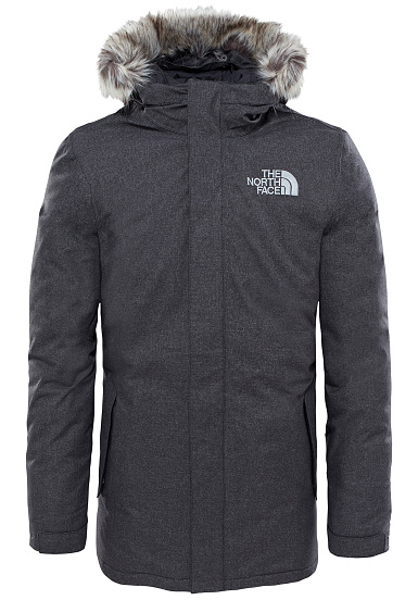 f2bf6005da7 THE NORTH FACE Zaneck - Functional Jacket for Men - Grey